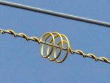 Desviador espiral del vuelo del cisne para las líneas aéreas