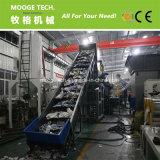HDPE Flaschenreinigung-Zeile/überschüssige Plastikflasche, die Maschine aufbereitet