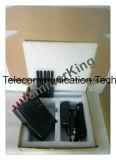 grosser beweglicher Zellen-Hemmer der Antennen-2g+3G+4G+1.2g 5, beweglicher GPS-Hemmer, beweglicher WiFi Hemmer