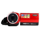 Vermelho do presente da câmera mini DV Dis do curso do zoom 720p dos pixéis 16X Digitas da câmara de vídeo 16m de Sx05 HD