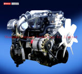 Isuzu 4JB1t motor para la carretilla y el recogedor