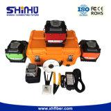 Большинств разрядка дуги машины радушного продукта Splicer сплавливания Shinho высокотехнологичного точная соединяя стабилизированная