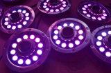 Luz subacuática de la fuente de la luz LED del LED para el uso subacuático