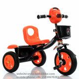 Triciclo del bebé del modelo nuevo para los niños