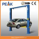 10000 фунта потенциал Двойной пост электромобиль подъемник для продажи (210C)