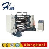Tipo vertical que raja y máquina que raja del papel de máquina el rebobinar para automático