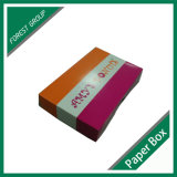 多彩で甘いドーナツのペーパー包装ボックス