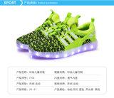 Los niños zapatos de moda LED 3D LED recargable kinit