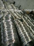 金網のための電流を通された鋼線