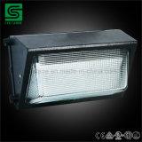 De parede LED Pack com caixa de alumínio Die-Casting para Estacionamento