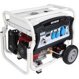 gerador da gasolina 4500W com motor comercial
