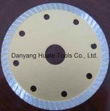 La hoja de sierra de diamante de corte en seco la piedra, hojas de sierra circular de diamantes de corte de piedra
