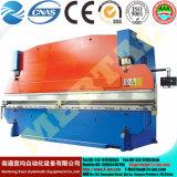 Wc67K Series dobradeira CNC, máquina de dobragem da placa hidráulica, folha de metal Bender com Marcação ce&ISO