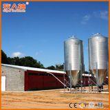 Matériel personnalisé de ferme de grilleur avec le système de régulation environnemental