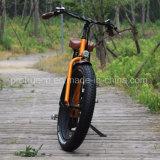 Lithium-Batterie und Strand Serise elektrisches Fahrrad mit Cer En15194