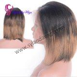 Capelli umani dei capelli del Virgin di alta qualità del Bob di stile di Ombre della parrucca brasiliana di colore