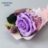 Regalo conservato Handmade del fiore per la decorazione di compleanno