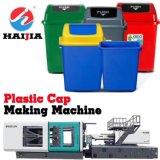 射出成形機械を作るプラスチックごみ箱