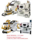 Metal de folha que endireita a máquina na linha da imprensa (MAC4-1000)