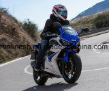 O desporto 124.6Injeção de Combustível Elétrica cc/125cc resfriado a água Euro4 homologadas Racing Motociclo/Motor do estilo de Bolso Bike/Euro IV Motociclo compatível com a CEE, EPA. Coc