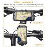 Handlebars Bike мотоцикла пригонок экранов держатель телефона вашгерда регулируемых всеобщий