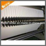 Rollo de papel mayorista rebobinadora cortadora longitudinal