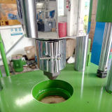 Manual de tamanho pequeno de plástico PET de elevada qualidade Máquina de Moldagem por Injeção