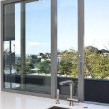 Славный двойник конструкции повиснул алюминиевое стеклянное окно с решетками для виллы
