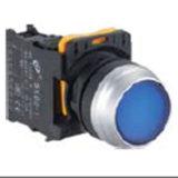 alto interruttore di pulsante piano di 22mm con la certificazione del Ce