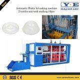 Automatische Plastikcup-Kappe, die Maschine für Papier-/Plastikcup herstellt