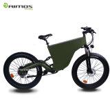 26inch 4.0 fettes elektrisches Fahrrad des Gummireifen-1000W mit versteckter Batterie
