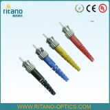 conetor do St da fibra óptica da palavra simples 0.9/2.0/3.0mm do milímetro com alta qualidade
