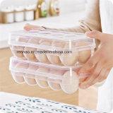 Ei-Tellersegment Belüftung-Plastikbehälter-Wegwerfverpackungs-Kasten