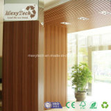 Декоративные деревянные композитный WPC Внутренних Дел настенной панели из ПВХ