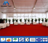 500 Seaters Tent Big Wedding Marquee Outdoor Party Tent with White PVC Covers