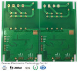 PWB da placa de circuito impresso Multilayer da alta qualidade com ouro da imersão