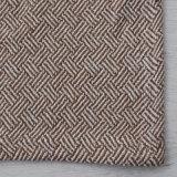 새로운 형식 2017 홈을%s 털실에 의하여 염색되는 길쌈된 면 담요
