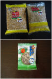 Copo que mede a máquina de embalagem de Vffs para o sal Nuts Dxd-420A do açúcar do Pistachio da grão