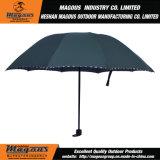 [25ينش8ك] يطوي صافية لون هبة مظلة