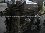 De Dieselmotor Kta19-C600 448 Kw/2100 T/min van de Werktuigbouw van Cummins van Ccec voor Horizontale RichtingBoring