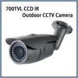 700 ТВЛ, фиксированный объектив Sony CCD водонепроницаемый ИК-камеры безопасности