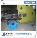 China-Führer-perforierter Metallineinander greifen-Zaun, der Maschine/Loch Pounching Ineinander greifen-Maschine herstellt