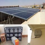 fuori dal generatore solare 10kw di energia solare di griglia