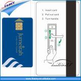 4c cartão do contato CI da impressão Offset Cr80 com a microplaqueta de At24c08 At24c64