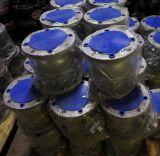 Acciaio di getto di A216wcb 150lbs 300 libbre di valvola a sfera industriale con la flangia rf Rtj