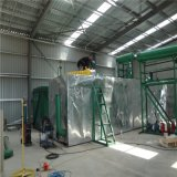 공장 직매 폐유 정제 공장