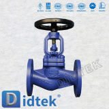 Oil Refinery Carbon Steel Bellow Earth Valve