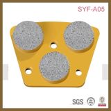 Discos de polimento de diamantes para betão
