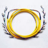 Kabel van het Flard van de Vezel 12core van de vlecht FC/PC de pre-Eind