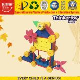 Brinquedos plásticos da instrução do produto novo para as crianças 3+